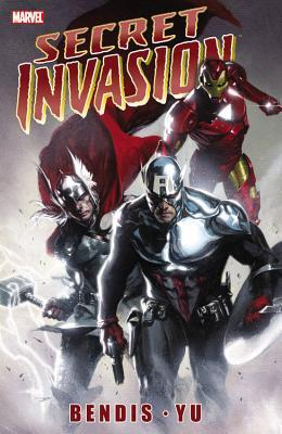 Secret Invasion by Brian Michael Bendis