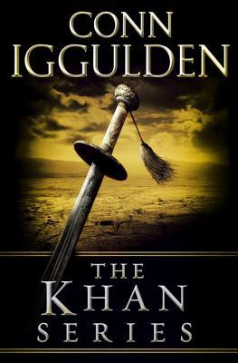 The Khan Series 5-Book Bundle by Conn Iggulden