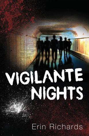 Book Cover: Vigilante Nights by Erin Richards