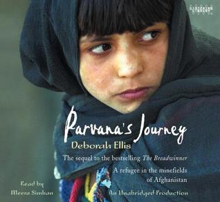 Parvana's Journey (Lib)(CD)