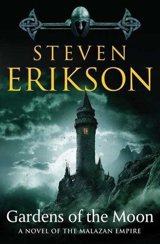 Gardens of the Moon (The Malazan Book of the Fallen, #1) (2012 Audible Edition)  - Steven Erikson