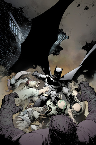 Batman #1 by Scott Snyder