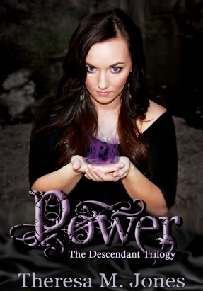 Power by Theresa M. Jones
