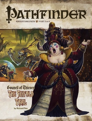 Pathfinder Adventure Path #26: The Sixfold Trial