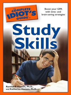 The Complete Idiot's Guide to Study Skills