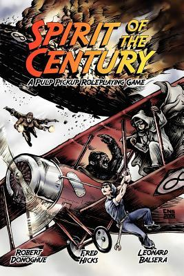 Spirit of the Century by Robert Donoghue