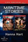 Mantime Stories [Red Rider and the Big Bad Werewolf: Beau and the Beast] (Siren Publishing Classic Manlove)