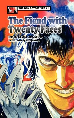 The Fiend with Twenty Faces by Rampo Edogawa