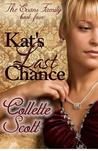Kat's Last Chance: The Evans Family, Book Four