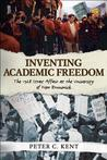 Inventing Academic Freedom: The 1968 Strax Affair at the University of New Brunswick