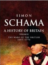 The Wars of the British, 1603-1776 by Simon Schama