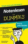 Notenlesen Fur Dummies Das Pocketbuch