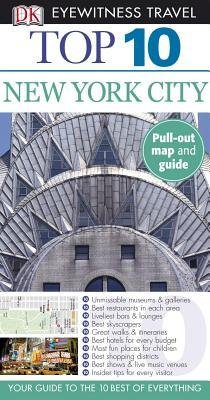 Top 10 New York [With Pull-Out Map] by Eleanor Berman