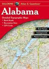 Alabama Atlas and Gazetteer (Alabama Atlas & Gazetteer) (Alabama Atlas & Gazetteer)