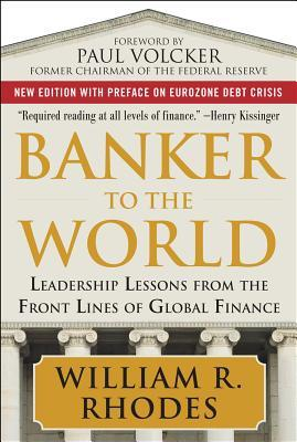Banker to the World by William Rhodes