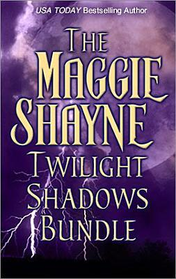 Maggie Shayne's Twilight Shadows Bundle