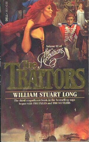 The Traitors (The Australians, #3)