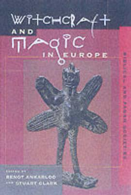 Witchcraft and Magic in Europe, Volume 1 by Frederick H. Cryer