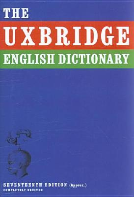 Uxbridge English Dictionary (I'm Sorry I Haven't A Clue)