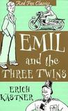 Emil And The Three Twins by Erich Kästner