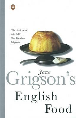 English Food by Jane Grigson