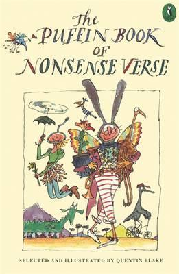 Puffin Book of Nonsense Verse by Quentin Blake