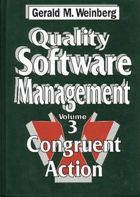 Quality Software Management by Gerald M. Weinberg