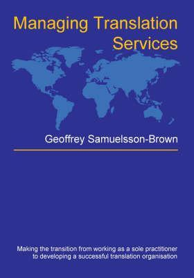 Managing Translation Services