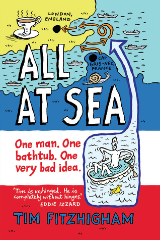 All At Sea by Tim FitzHigham