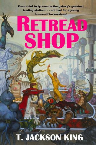 Retread Shop by T. Jackson King