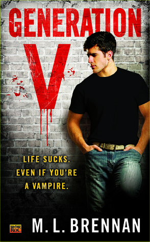 Post thumbnail of Review: Generation V by M.L. Brennan