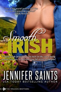 Smooth Irish (Weldon, #2)