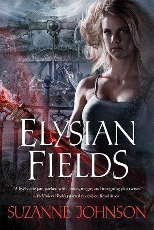 Review: Elysian Fields by Suzanne Johnson