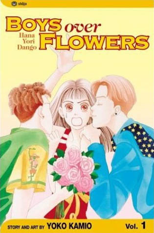 Boys Over Flowers by Yoko Kamio