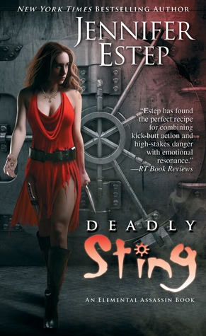 Deadly Sting by Jennifer Estep