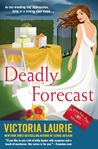 Deadly Forecast (Psychic Eye Mystery, #11)