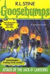 Attack of the Jack-O'-Lanterns (Goosebumps, #48)