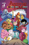 Adventure Time with Fionna & Cake (Issue #1)