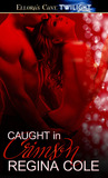 Caught in Crimson (Spellbinding, #1)