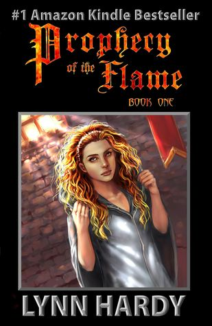 Prophecy of the Flame by Lynn Hardy