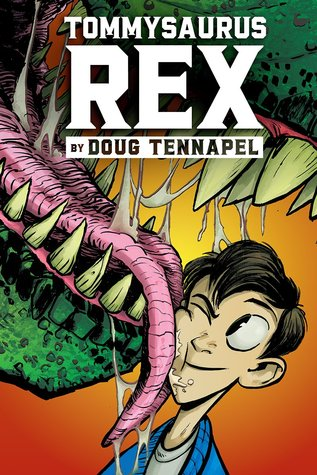 Graphic Novel Review: Tommysaurus Rex