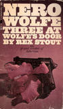 Three at Wolfe's Door (Nero Wolfe, #33)