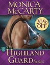 The Highland Guard Series 5-Book Bundle (Highland Guard, #1 To #5)