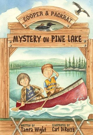 Cooper and Packrat: Mystery on Pine Lake