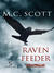 Raven Feeder by M.C. Scott