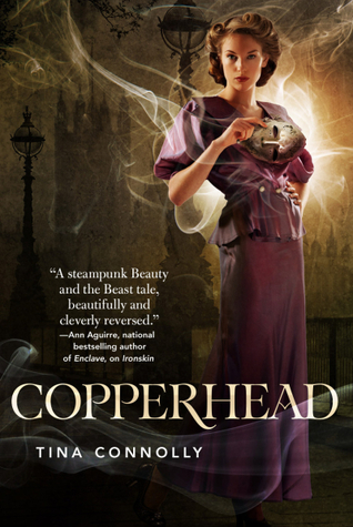 Josh Reviews: Copperhead by Tina Connolly