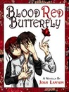 Blood Red Butterfly by Josh Lanyon