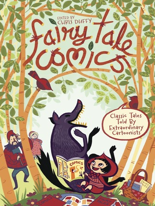 Graphic Novel Review: Fairy Tale Comics