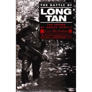 The Battle of Long Tan by Lex McAulay