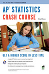 AP Statistics Crash Course Book + Online